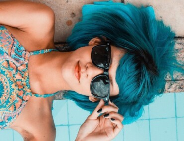 Beach Body Ready - Woman Wearing Sunglasses
