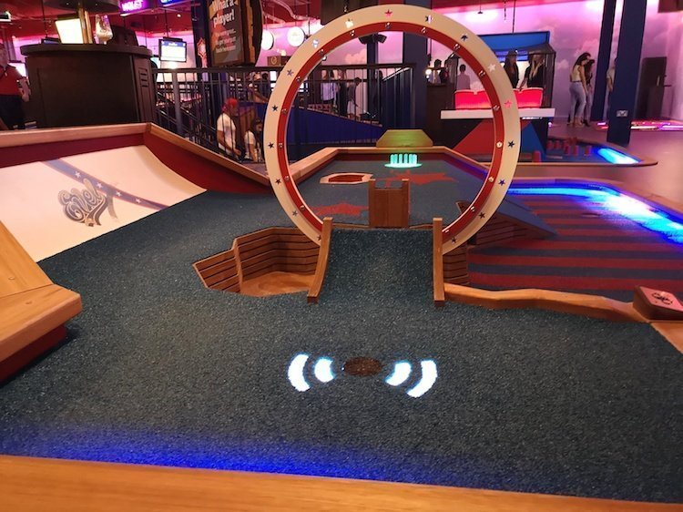 Mini Golf Hole