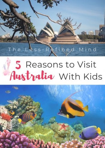 5 reasons I'd love to return to Australia with my family. #travelaustralia #australianholiday