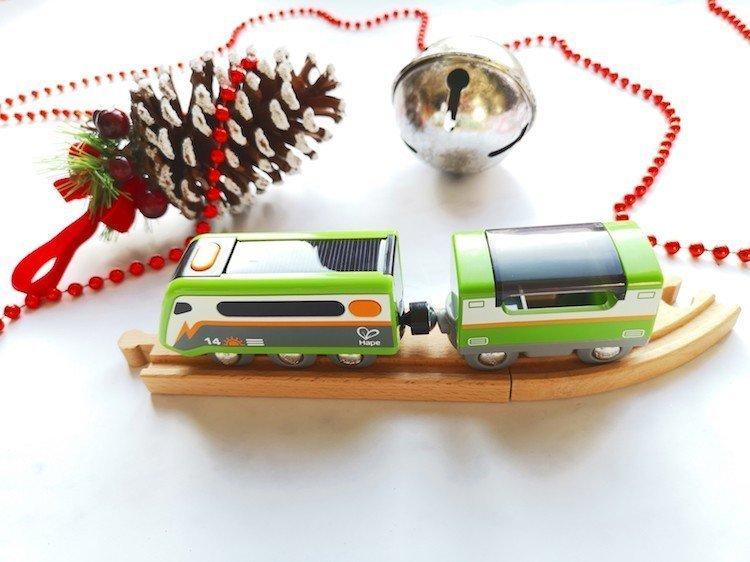 Eco Gifts: Hape Solar Train