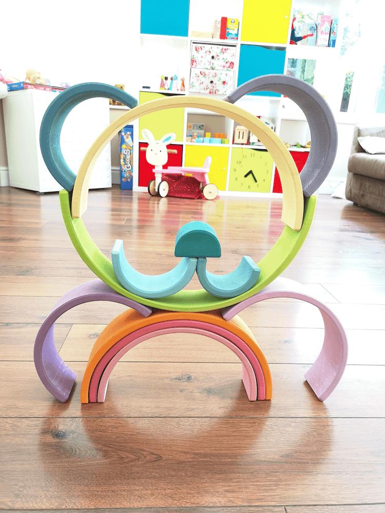 Grimm's Rainbow Teddy