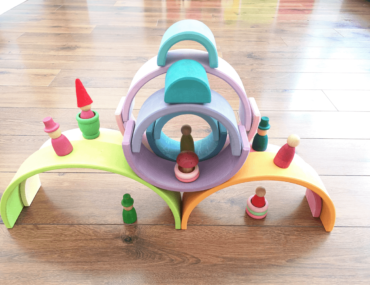 Wooden Baby Toys Including Wooden Blocks. Wooden Toys For Different Ages.