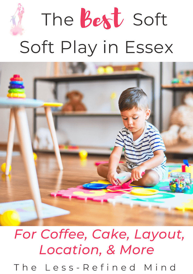 Best Soft Play in Cheslmford - Pin
