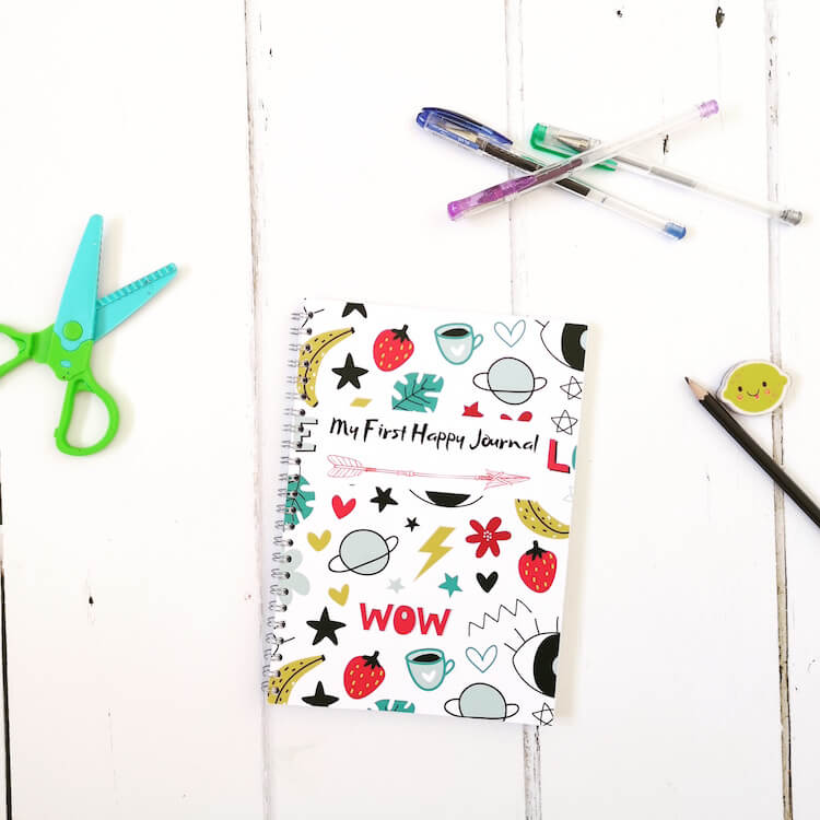 Wellbeing Journal For Kids