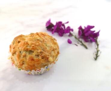 Cheese and Ham Muffin