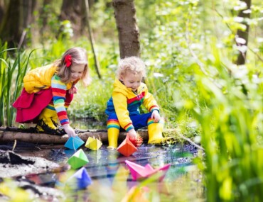 Forest School Theory