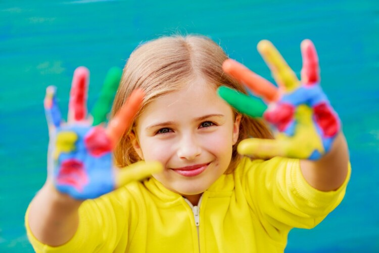 Messy Play Ideas for Mums Who Hate Mess