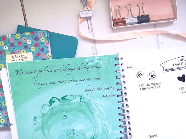 Journaling For Mindfulness