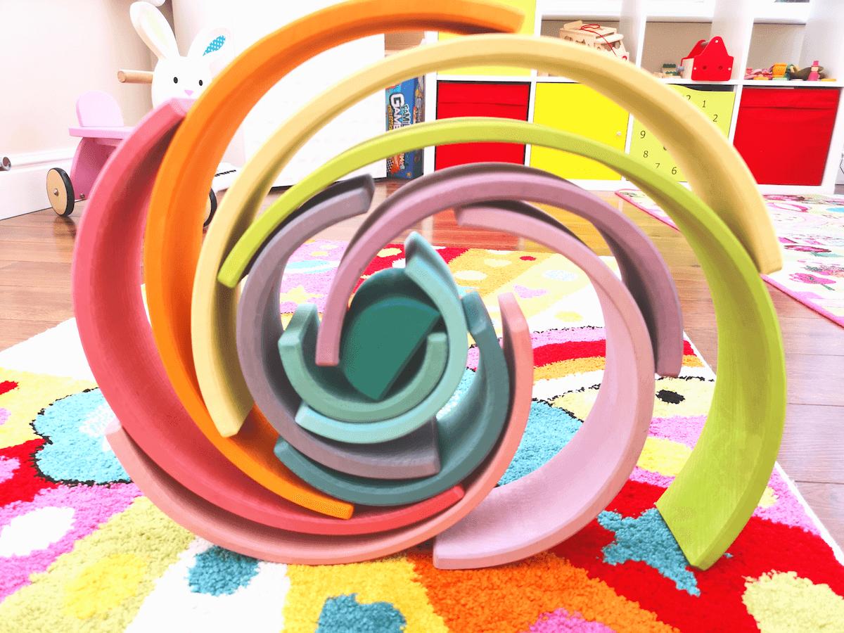 Grimms Rainbow Ideas