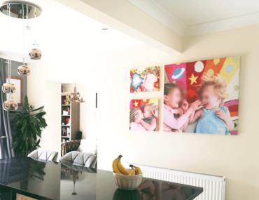Collage Canvas Prints