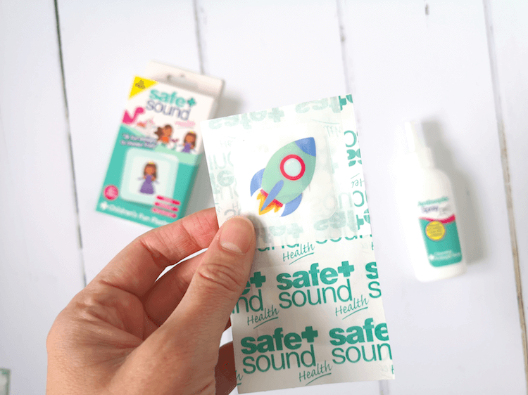 Rocket Plaster For Kids