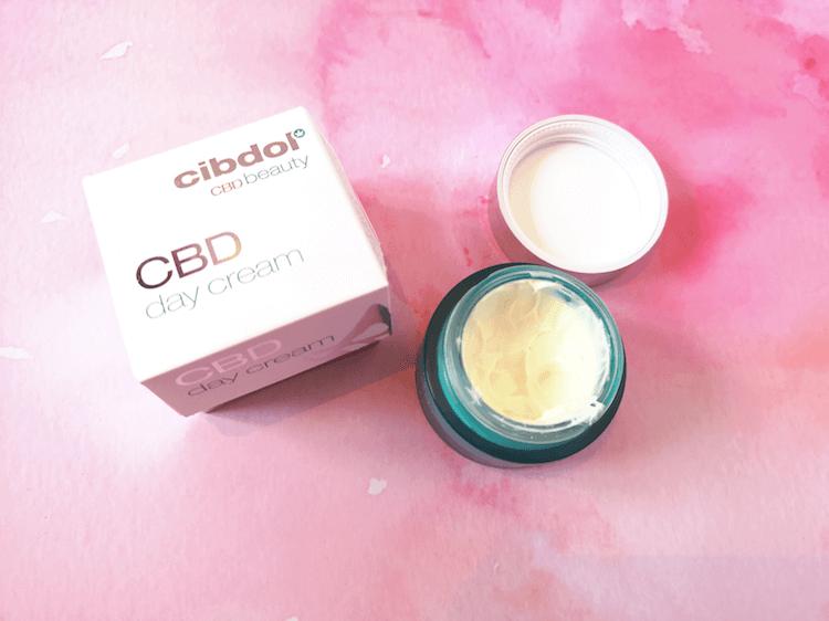 Cibdol Day Cream SPF15