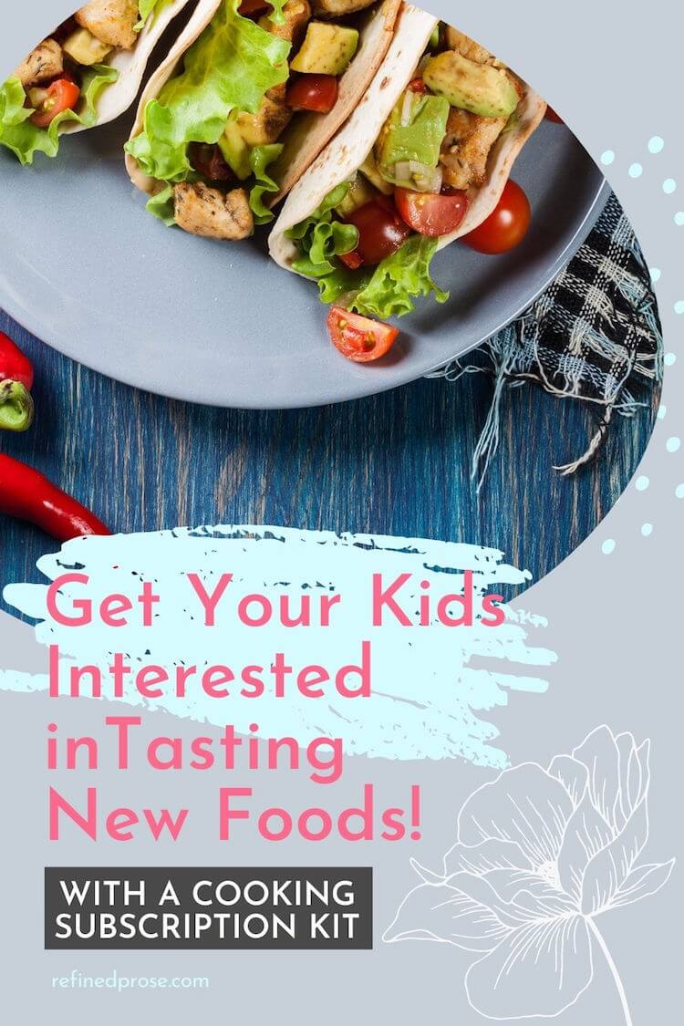 Cooking with kids can be a great way to get your kids interested in healthy eating. This kids cooking subscription is a great way to educate kids about healthy diets.