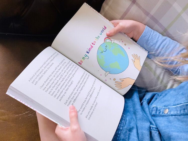 Book about being kind to the planet.