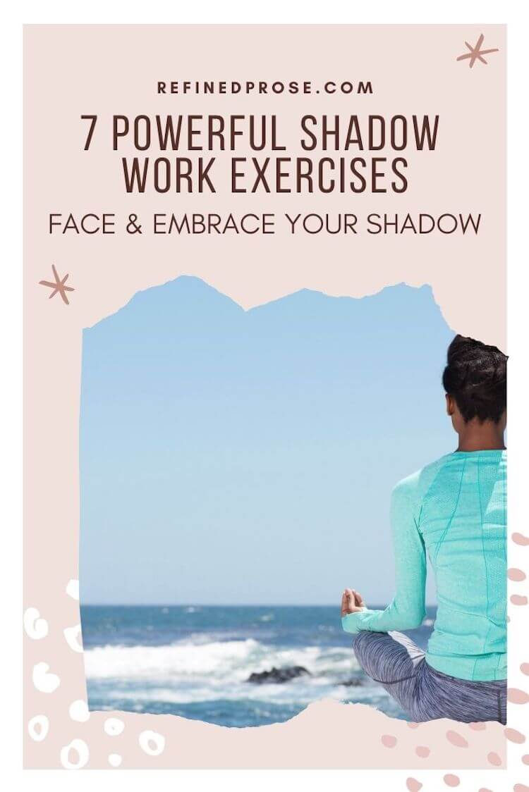 Shadow Work Exercises Pin